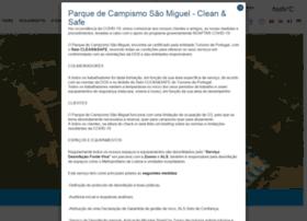 campingsaomiguel.com