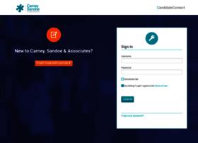 candidateconnect.carneysandoe.com