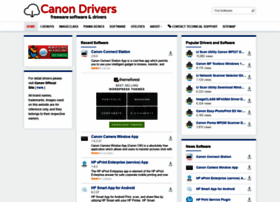 canondrivers.org