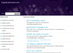 capital-demand.com