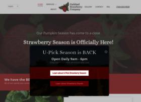 carlsbadstrawberrycompany.com