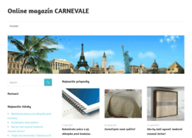 carnevale.cz