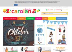 carolanfiestas.com
