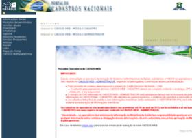 cartaonet.datasus.gov.br