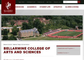 cas.bellarmine.edu