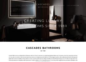 cascadesbathrooms.co.uk
