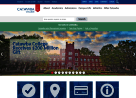 catawba.edu