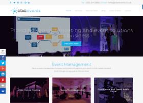 cbaevents.co.uk