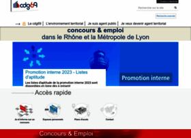 cdg69.fr