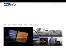 cdrinfo.com