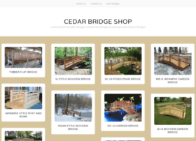 cedarbridgeshop.com