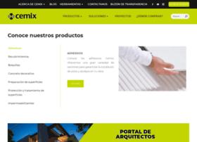 cemix.com