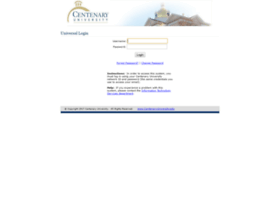centhsally.centenaryuniversity.edu
