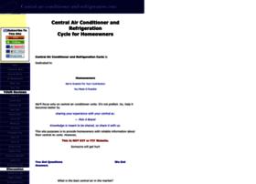 central-air-conditioner-and-refrigeration.com