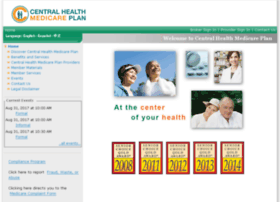 centralhealthplan.com