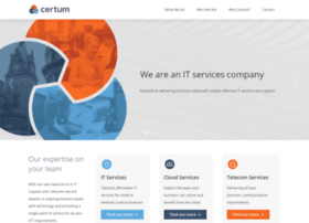 certum.co.uk