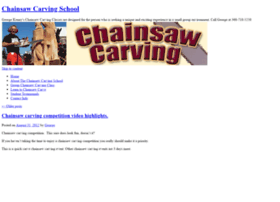 chainsaw-carving-school.com