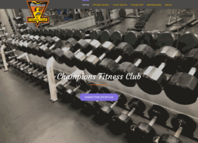 championsfitnessclub.com