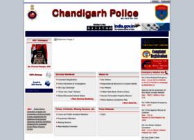 chandigarhpolice.gov.in