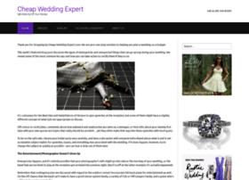 cheap-wedding-expert.com