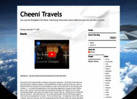 cheenitravels.com