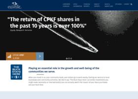 chesapeakefinancialshares.com