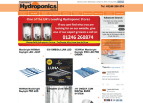 chesterfieldhydroponics.co.uk