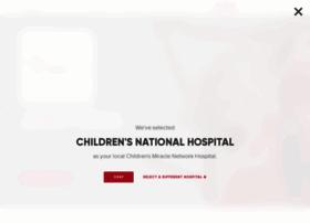 childrensmiraclenetwork.org