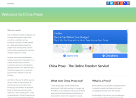 china-proxy.org