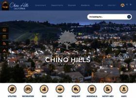 chinohills.org