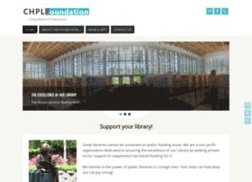 chplfoundation.org