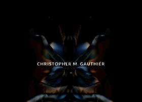 christophergauthier.com