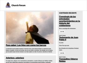 churchforum.org