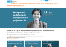 cilip.org.uk