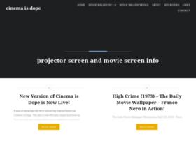 cinemaisdope.com