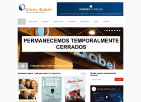 cinesalbatrosbabel.com