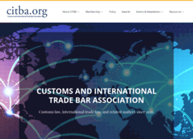 law for international trade International trade daily™ provides rapid, reliable notification of the most significant developments affecting us trade and international business policy, as well as the policies of major us.