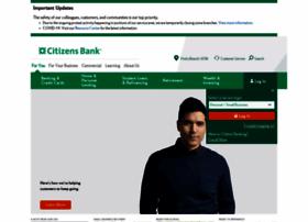 citizensbank.com