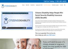 citizensdisability.com