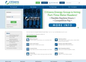 citizensgas.com