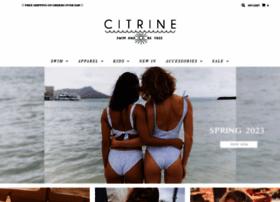 citrineswim.com