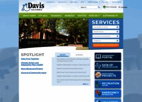 cityofdavis.org