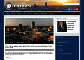 cityoffortwayne.org