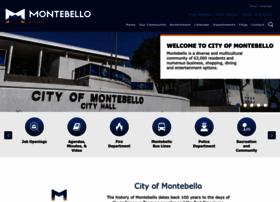 cityofmontebello.com