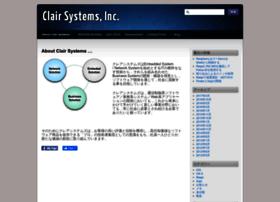clair.co.jp