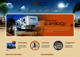 clambeachresort.com