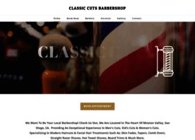classiccutssd.com