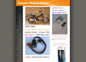 classicmopedparts.com