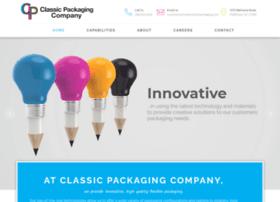 classicpackaging.com