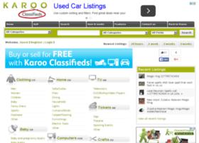 classifieds.karoo.co.uk